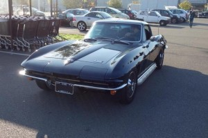 Corvette C2 Stingray de 66 1