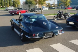 Corvette C2 Stingray de 66 2