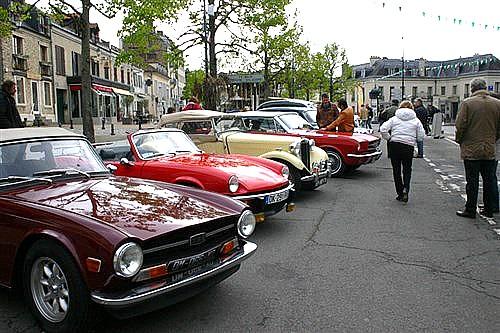 J.N.V.E. à Rambouillet