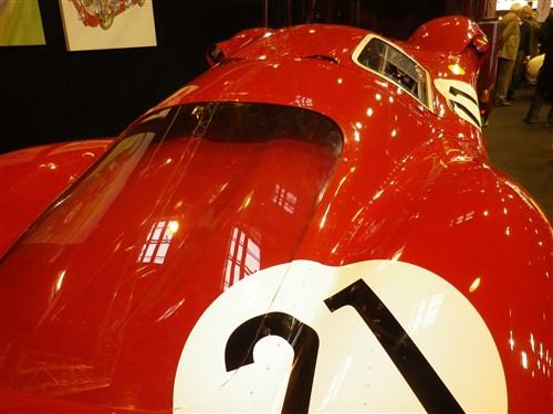 Ferrari P4, l'enquête.