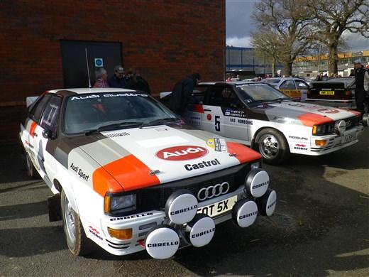 Groupe B, folie sur le Rallye. (2)