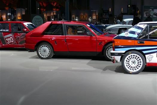 Groupe B, folie sur le Rallye. (3)