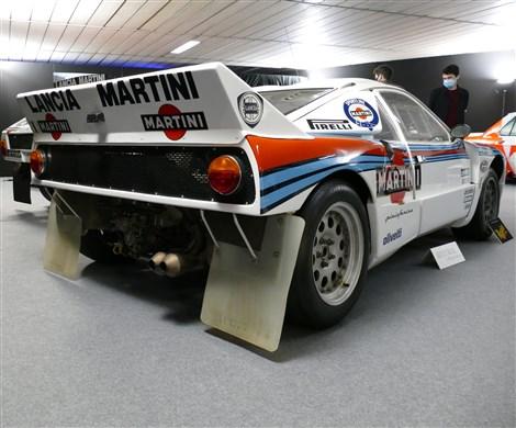 Groupe B, folie sur le Rallye.(1)