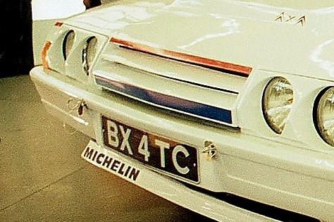 Groupe B, folie sur le Rallye. (4)