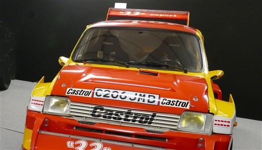 Groupe B, folie sur le Rallye (7).