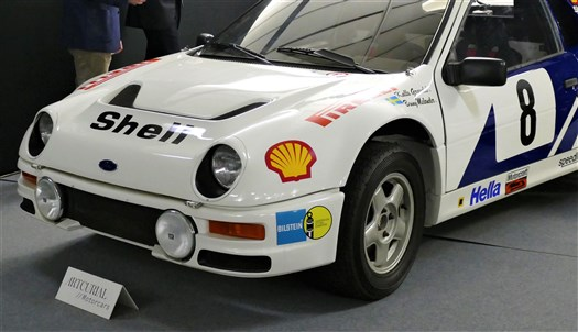 Groupe B, folie sur le Rallye (8).